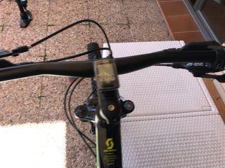 Bicicleta Scott scale monoplato Aluminio talla L