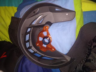 cubre disco moto