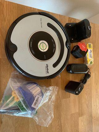 Robot Roomba 565 Pet aspirador