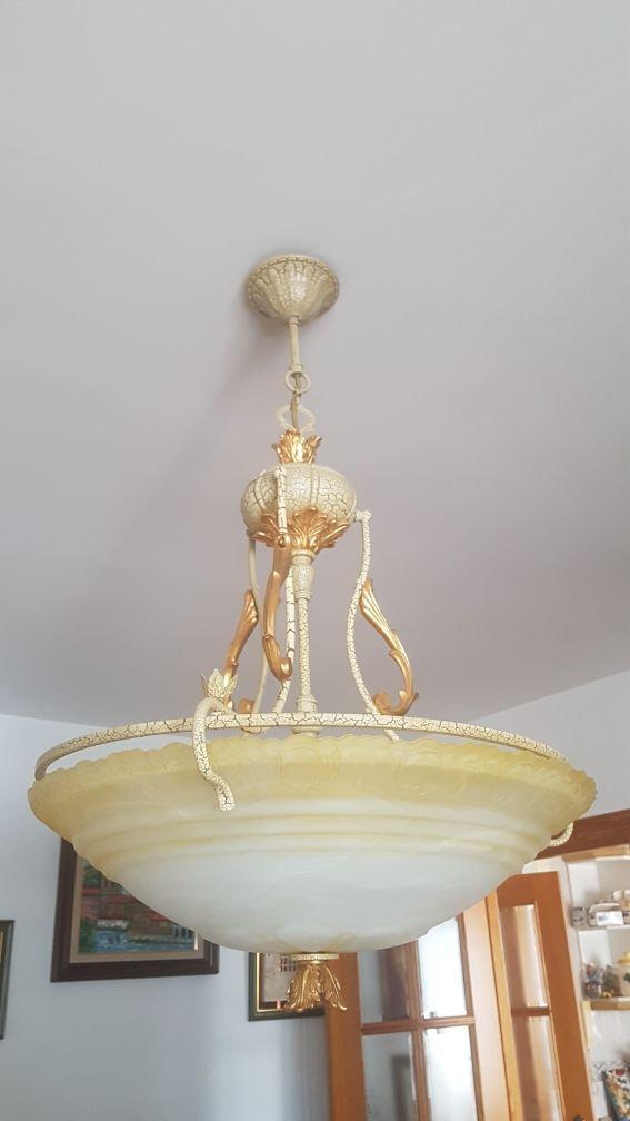 2 Lámparas para comedor clásicas. de segunda mano por 130 € en ...