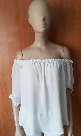 descubiertos hombros con blusa descubiertos los blusa los blusa descubiertos con hombros los blusa hombros con qIB0w