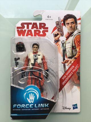 Star Wars Poe Dameron force link