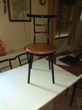 m sas y sillas de bar