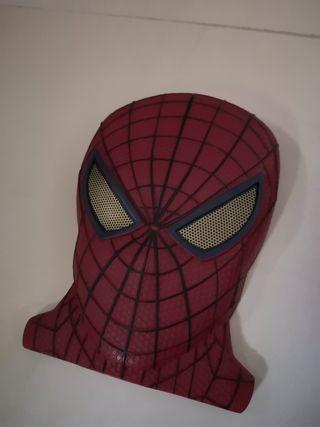The Amazing Spider-Man DVD edicion mascara.