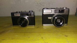 Cámaras fotográficas antiguas. Werlisa