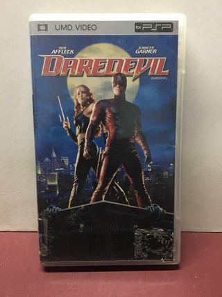 Película. Daredevil. PSP