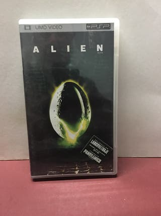 Película. Alien. PSP