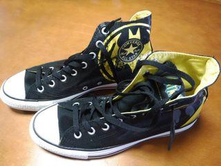 zapatillas converse marvel