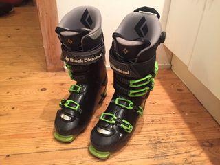 Botas de esqui para freeride /travesia