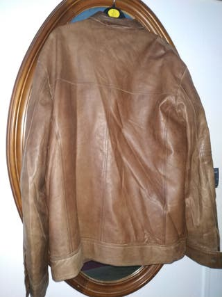 chaqueta piel