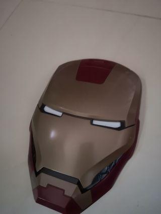 Iron Man DVD edicion mascara coleccionista.