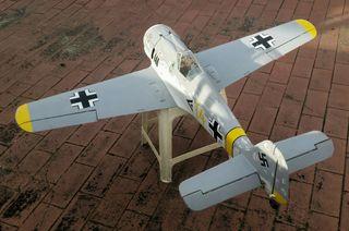 avión rc FOCKE-WULF FW 190
