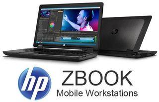 HP ZBOOK 17 | I7 | 16GB RAM | 256GB SSD |