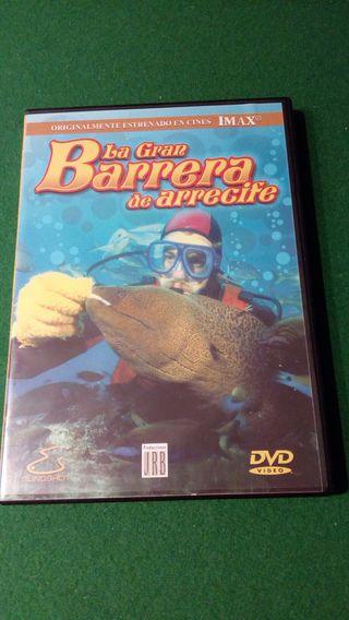 dvd la gran barrera de arrecifes