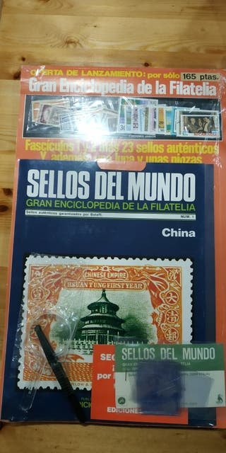 sellos del mundo