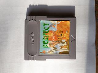 Cartucho Game Boy 11 juegos