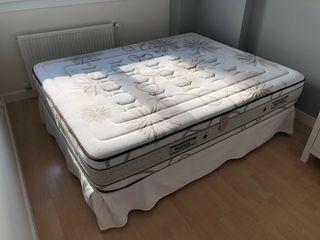 Vendo colchón viscoelástico Dupen con somier