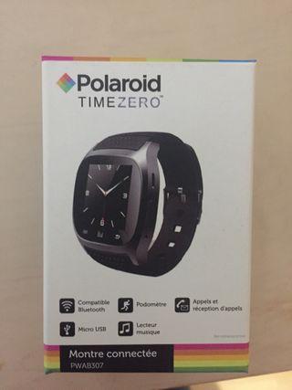 Reloj tactil polaroid
