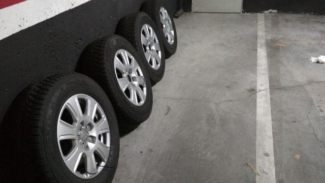 Llantas y neumáticos originales Audi