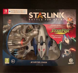 Starter Pack Starlink Nintendo Switch