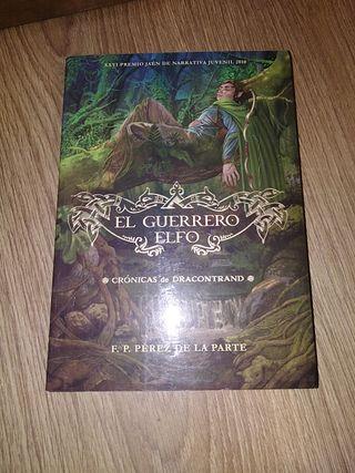 Libro El guerrero Elfo