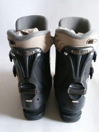 Botas de esquiar mujer/junior