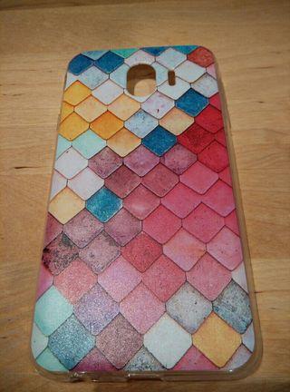 Carcasa Samsung Galaxy j4 nueva multicolor