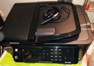 Impresora Epson WorkForce WF 3520 DWF