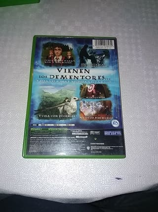 Xbox HarryPotter y el Prisionero de Azkaban