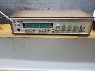 Amplificador antiguo de los 1970