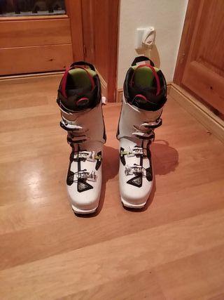 botas esqui freeride y montaña