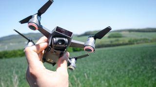 drone dji spark + mando + 3 baterias