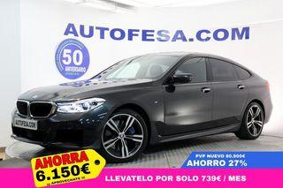 BMW 630 6 Series 630d GT XDrive 265cv Pack M S/S Auto 5p