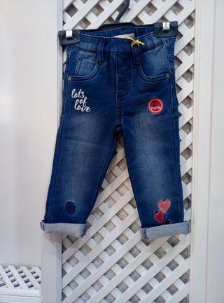 Pantalon vaquero b.b