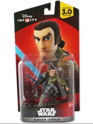 Disney Infinity 3.0 - Star Wars: Kanan Figure