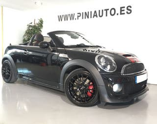 MINI JOHN COOPER WORKS ROADSTER AUT.
