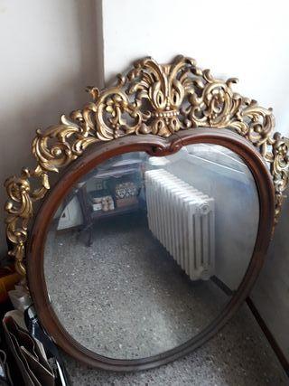 espejo antigo