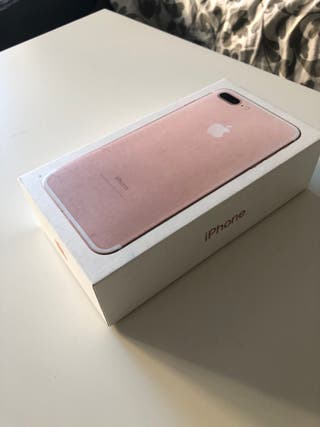 Caja iPhone 7plus