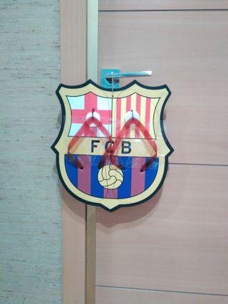 Chanclas Fc Barcelona. Sin usar. Nuevas