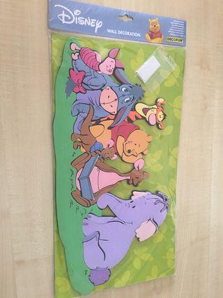 Mural de Winie de pooh