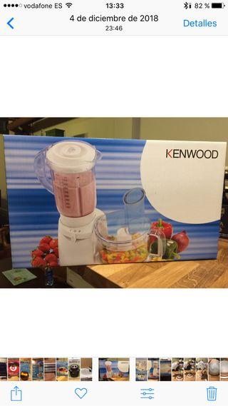 Robot picador cocina Kenwood