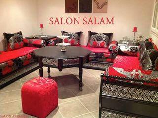 Vendemos todos los tipos de sofás marroqui i tamb