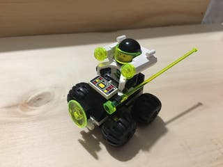 6812-Lego Space Grid Trekkor (1991)