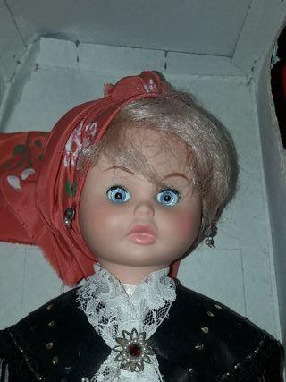 muñeca graciela de famosa gallega