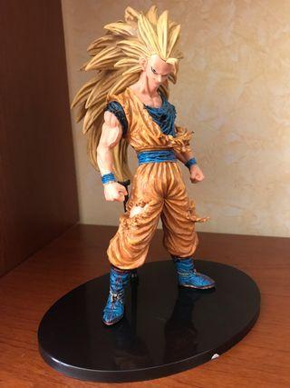 Figura Dragon Ball Z - Goku Super Saiyan 3