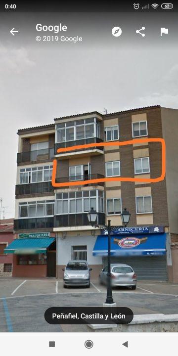 Piso en venta (Peñafiel, Valladolid)