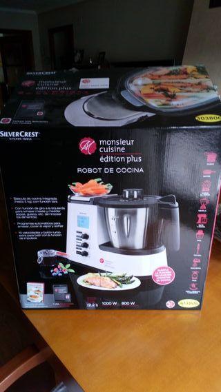 Robot de cocina, monsieur cuisine