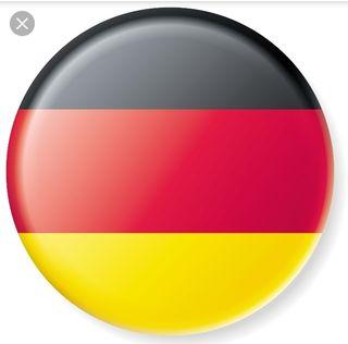 Clases de Alemán - Inglés