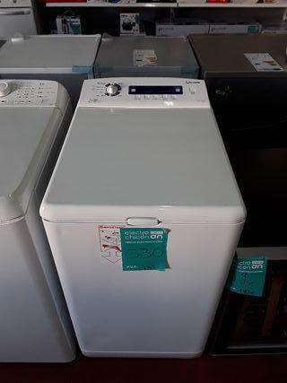 lavadora secadora carga superior oferta.