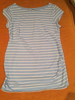 253e459eb Camisetas premamá de segunda mano en Albacete en WALLAPOP